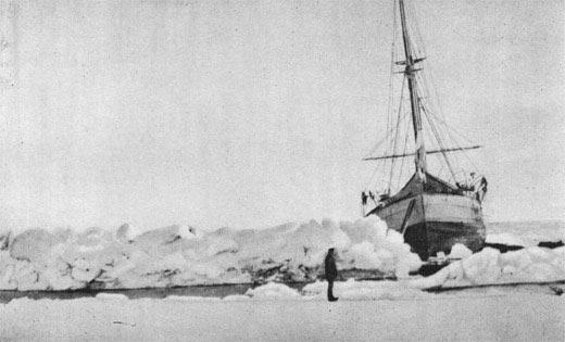 Nansen-Fram-North-Pole